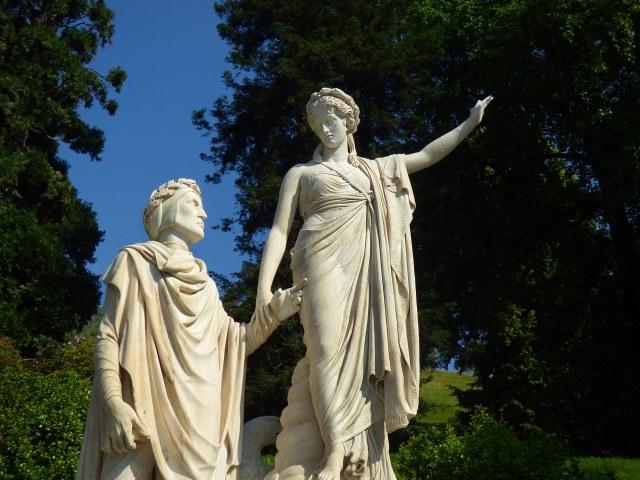 Считается, что именно эта скульптура вдохновила Ференца Листа на написание «сонаты-фантазии после прочтения Данте».