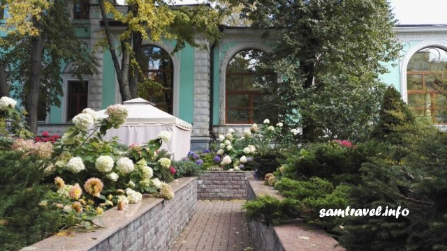 старые сады