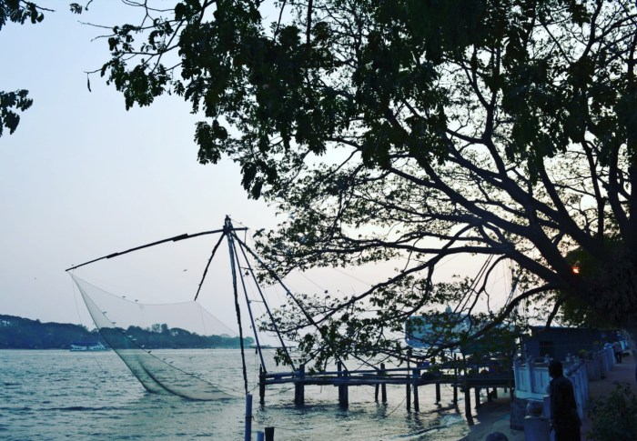Kochi – 'The day I didn't want to end'
