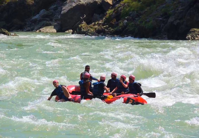 Wherever You Go, Go With All Your Heart – In Love with Rishikesh