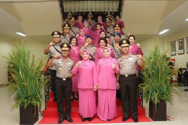 Serah Terima Jabatan Pejabat Utama Polda Kepri Dan Kapolres Jajaran Polda Kepri, SamuderaKepri
