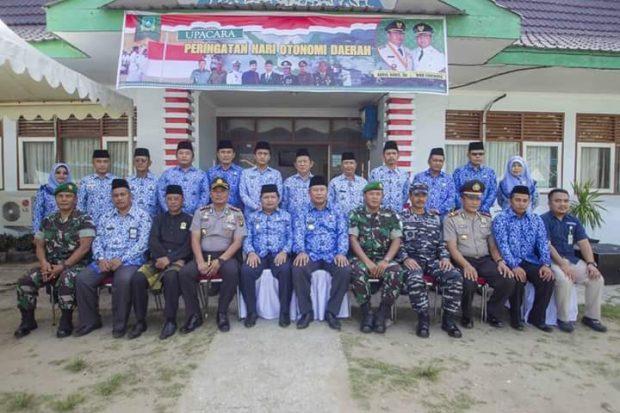 Peringatan 22 Tahun Hari Otonomi Daerah di Kabupaten Anambas, SamuderaKepri