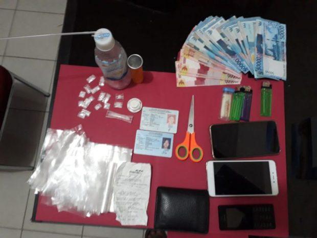 Polsek Siantan Ungkap Peredaran Narkoba di  Anamabas, SamuderaKepri