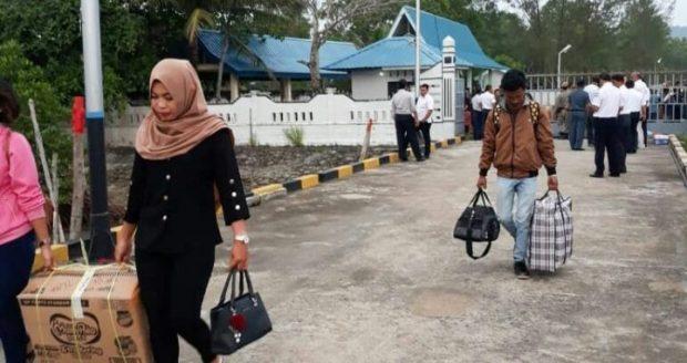 Masyarakat Tambelan Antusias Ikuti Kapal Mudik Gratis Ke Tambelan, SamuderaKepri
