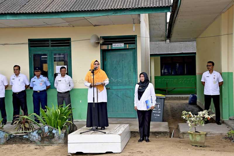 , Pencanangan Kampanye dan Introduksi Vaksin Campak dan Rubella (MR) Tingkat Kabupaten Natuna, SamuderaKepri
