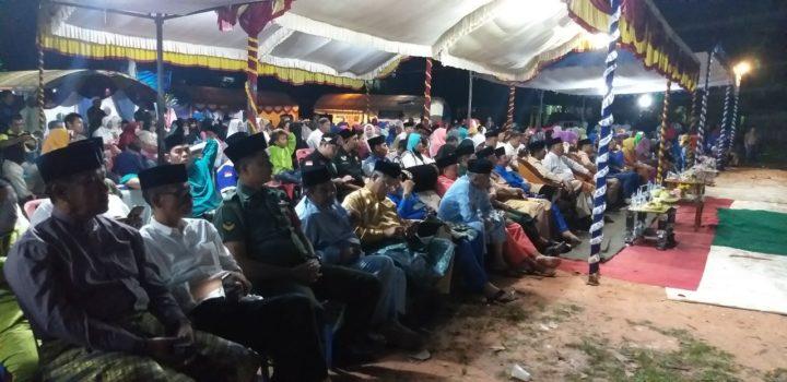 Babinsa Kelurahan Tanjung Uncang Hadiri Pembukaan STQ Tingkat Kecamatan Batu Aji