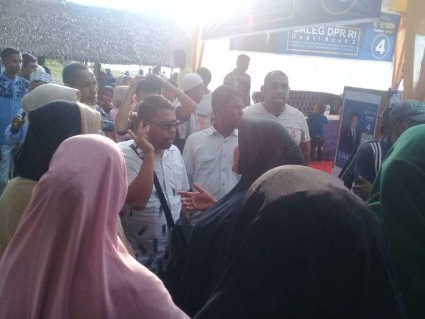 Pemuda dan Nelayan Bersama Masyarakat Jangka Siap Menghantarkan Efendi Menuju Senayan, SamuderaKepri
