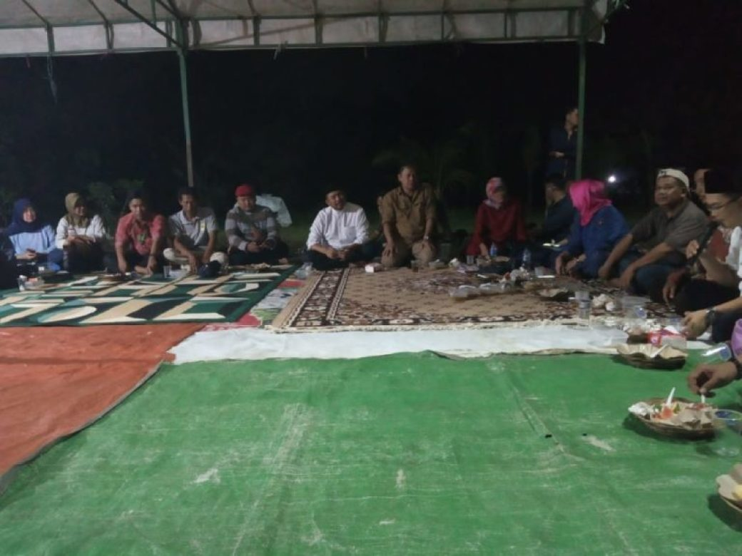 BBKSDA Riau Buka Puasa Bersama Masyarakat Tembesi Bengkel