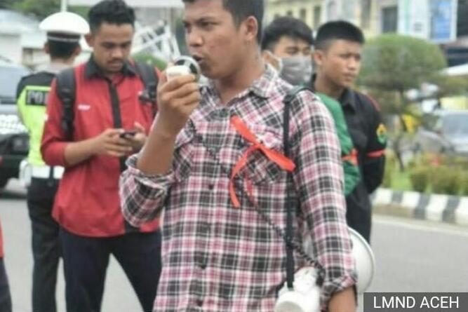 LMND Aceh Mendorong Semua Pihak Untuk Membangun Persatuan Nasional usai Pilpres