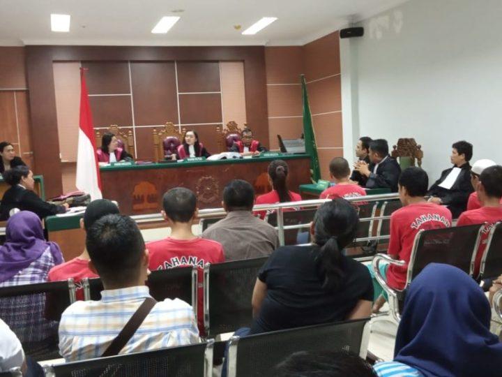 Dakwaan Jaksa Penuntut Umum Diduga Tidak Cermat Dan Terkesan Dipaksakan