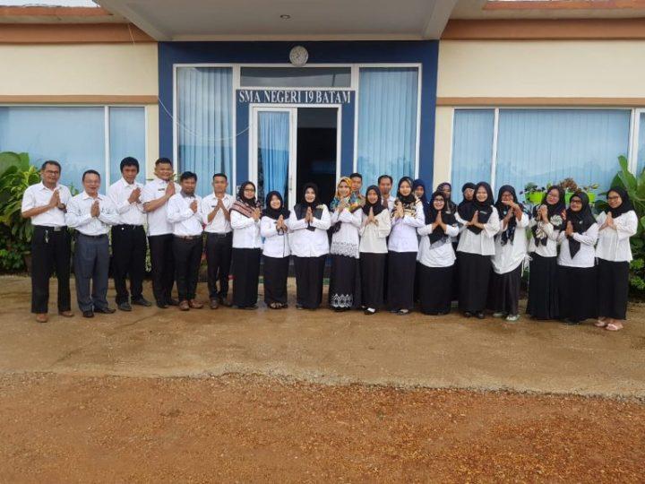 Halal Bihalal SMAN 19 Batam, SamuderaKepri