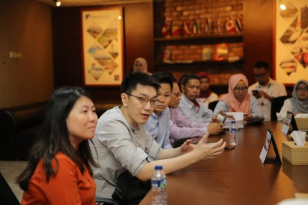 , Perusahaan Tas Style Theory Dan Fashion Ternama Singapura Tertarik Buka Bisnis Di Batam, SamuderaKepri