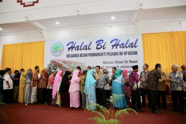 Halal Bi Halal IPPOB Dan BP Batam Mempererat Jalinan Silaturahmi, SamuderaKepri