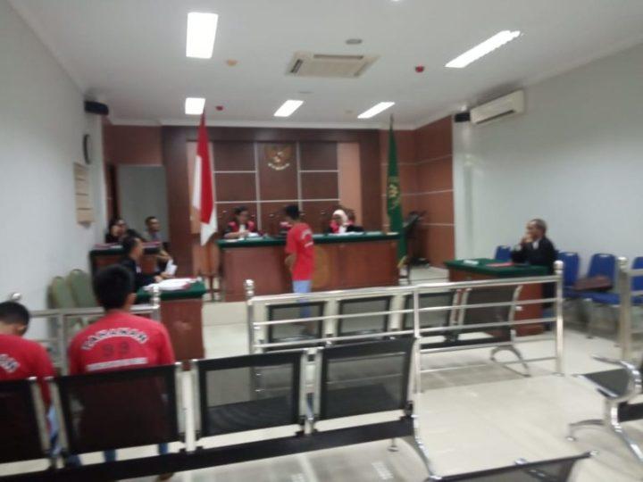 Sidang Pidana Shabu-Shabu, Jaksa Sebut Tidak Ada Bukti Tes Urine Dalam Berkas Perkara, SamuderaKepri