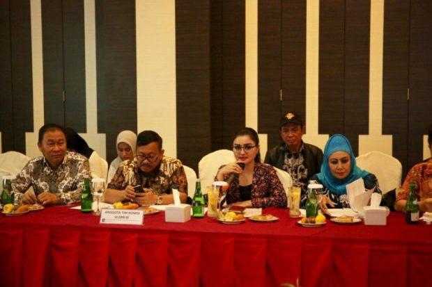 , Komisi VI DPR RI Lakukan Kunjungan Kerja Ke BP Batam, SamuderaKepri