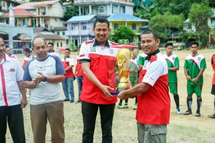 Open Tournamen Askab PSSI Kabupaten Anambas Cup 2019, SamuderaKepri