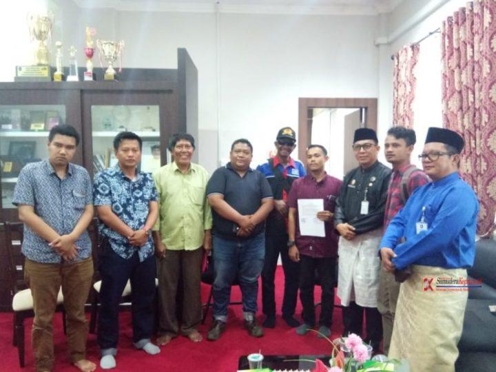 , Disdik Kepri dan AMPIBI Tandatangani Kesepakatan Kawal Pembangunan 3 USB SMA di Kabupaten Lingga, SamuderaKepri