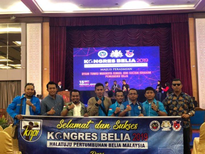 Kongres Belia Di Malaysia Dihadiri DPD KNPI Lingga