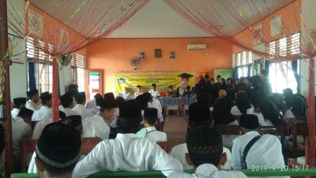 STIT Lingga Adakan Pembekalan PBAK Kepada 48 Mahasiswa Baru, SamuderaKepri