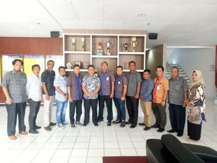 Wakil Bupati Dan Pihak PLN Bahas Rencana Listrik Menyala 24 Jam Di Senayang, SamuderaKepri