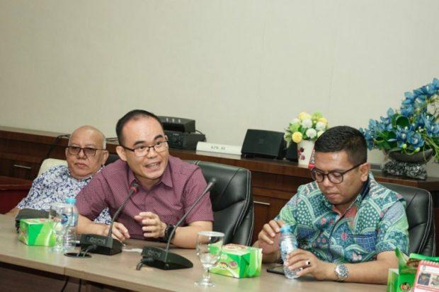 , Banggar DPRD Kepulauan Riau Menerima Kunjungan Kerja Dari Banggar DPRD Provinsi Banten, SamuderaKepri