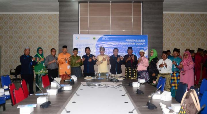 , Tahun 2020, Kabupaten Lingga Siap Laksanakan Sensus Penduduk, SamuderaKepri