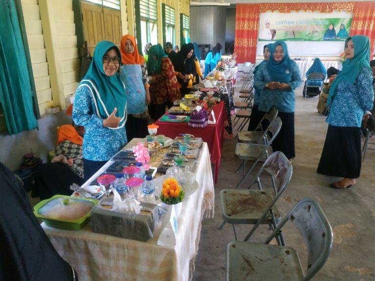 Berita Nusantara Indonesia, Kecamatan Lingga Timur Gelar Lomba Cipta Menu Berbahan Dasar Sagu Tanpa Beras, SamuderaKepri