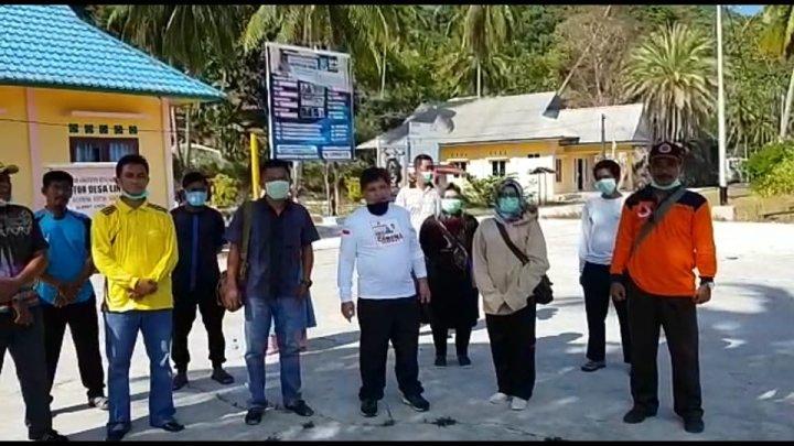 Giat Pencegahan Masuk dan Penyebaran Covid 19 di Kabupaten Kepulauan Anambas