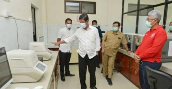 Pemprov Kepri Bakal Segera Persiapkan Alat Pendukung Laboraturiun PCR