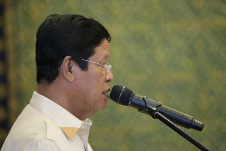 Isdianto, Plt Gubernur Kepri Ajak Masyarakat Beri Masukan