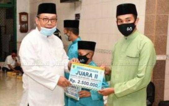 Ketua DPRD Natuna Hadiri Tausiyah Dalam Rangka Hari Jadi Natuna ke 21