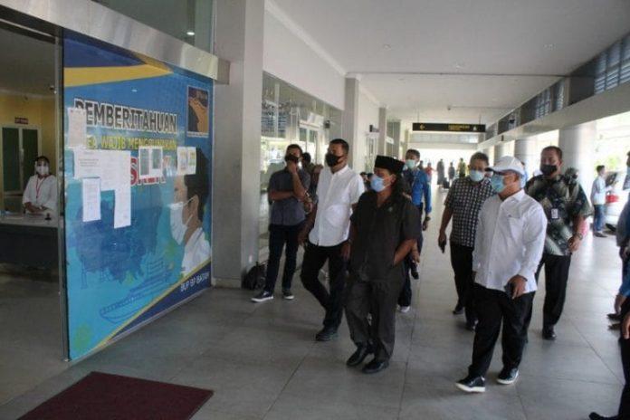 Komisi III DPRD Provinsi Kepulauan Riau Kunjungi Pelabuhan Domestik Sekupang