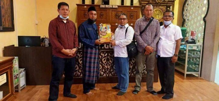 Pansus C DPRD Natuna  Kunjungan Kerja Ke Pulau Lingga, SamuderaKepri