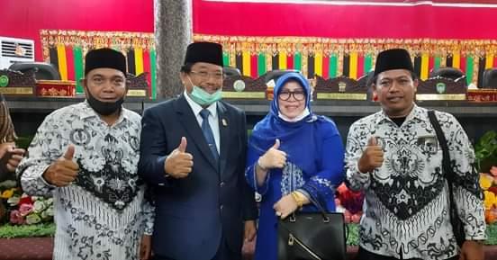 Safriadi SH Resmi Jadi Wakil Ketua DPRK Aceh Singkil