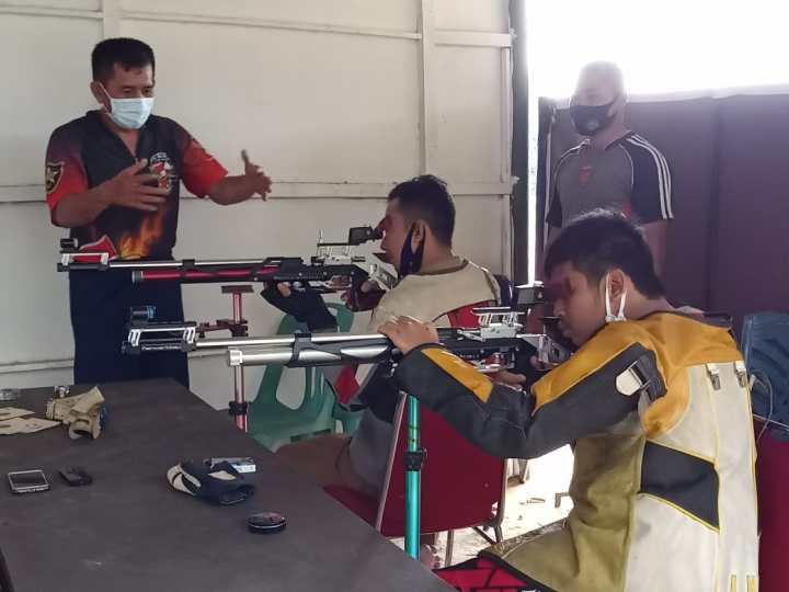 Jamaluddin : Hadapi Peparnas di Papua Atlet Paralympic Tanjungpinang Gencar Latihan, Jamaluddin : Hadapi Peparnas di Papua Atlet Paralympic Tanjungpinang Gencar Latihan, SamuderaKepri