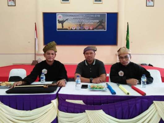 DPRD Kab Natuna Dukung Dispora Ajukan Perda Olahraga, SamuderaKepri