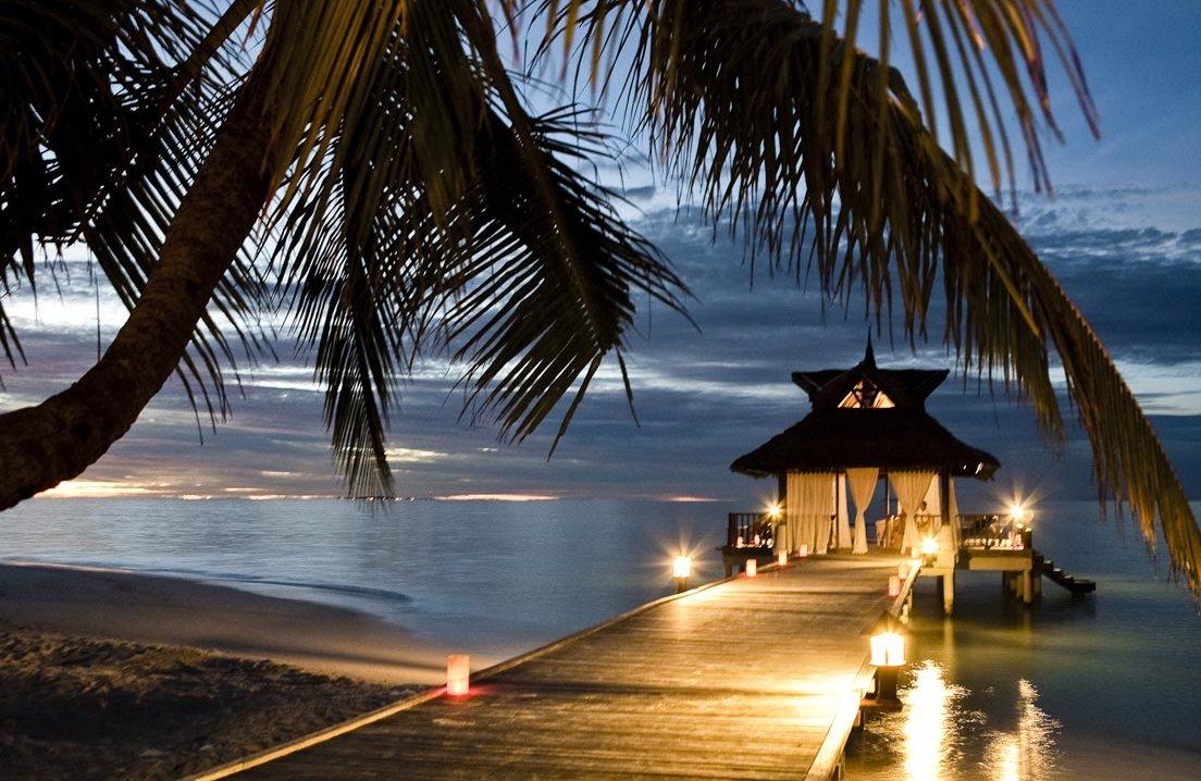 Banyan Tree Vabbinfaru Maldives Resort, Maldives