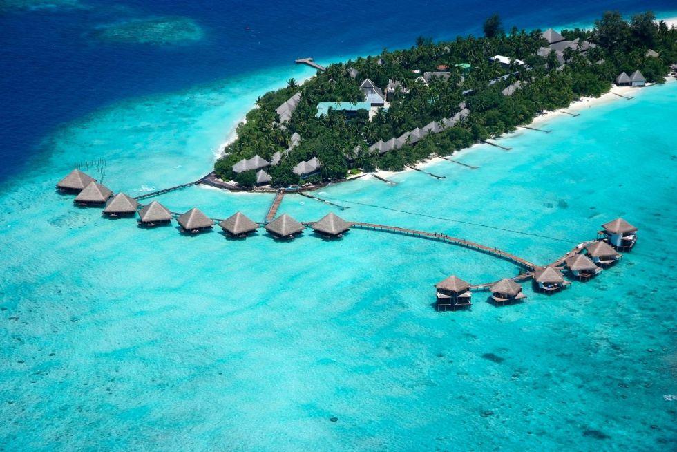 Adaaran Club Rannalhi Maldives Water Bungalow
