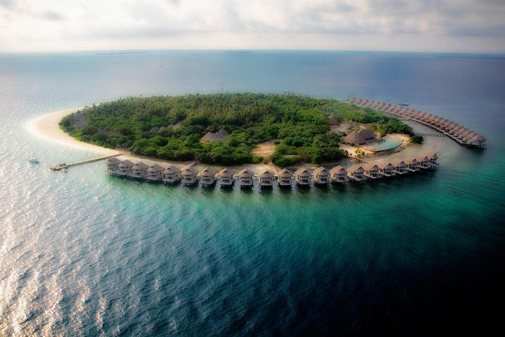 Cinnamon Island Alidhoo Resort, Maldives