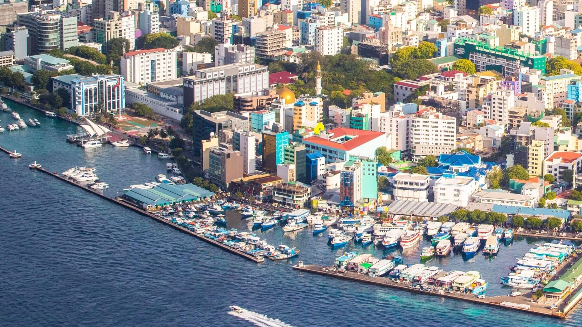 Hotels in Malé, Maldives (Best all-inclusive w/ Price)