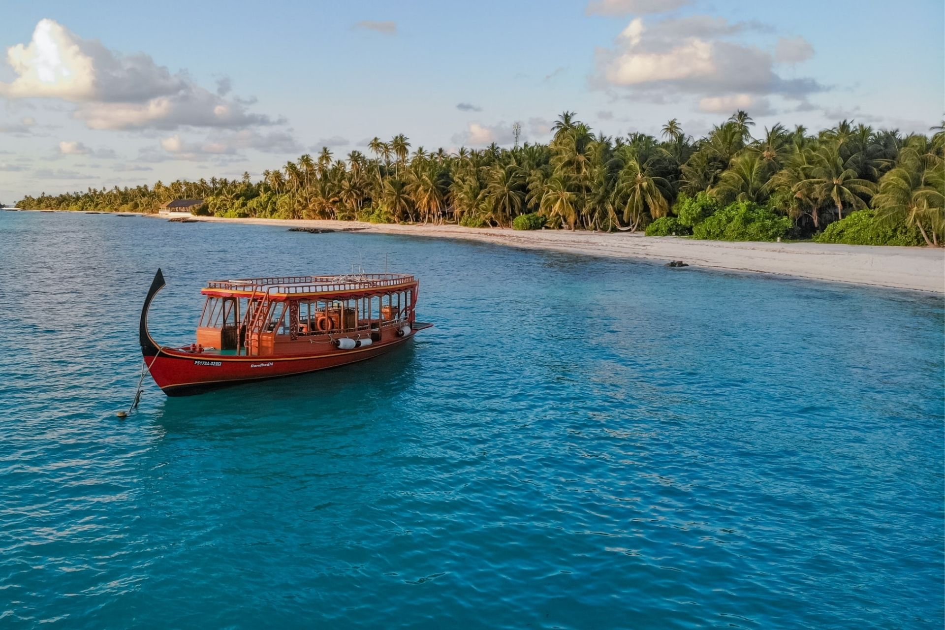 How many days are sufficient to visit Maldives?