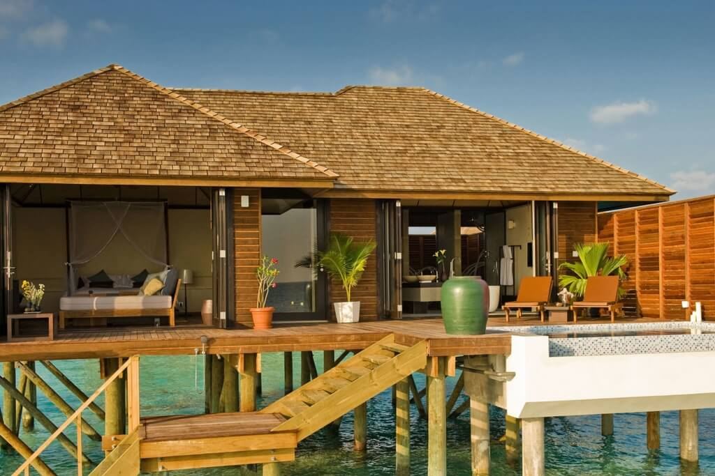 Lily Beach Resort & SPA Maldives Huvahendhoo
