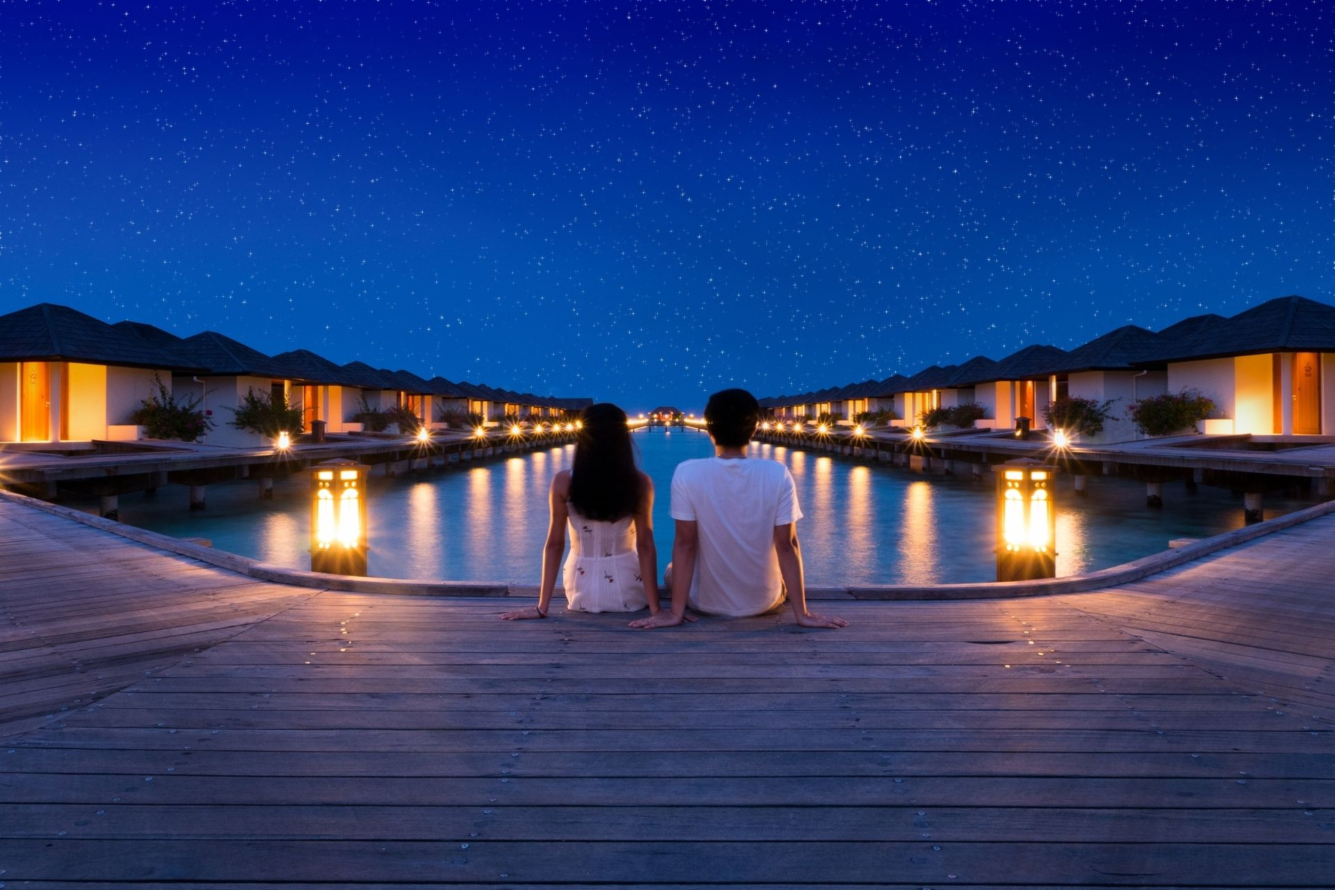 Things to do in Maldives at Night