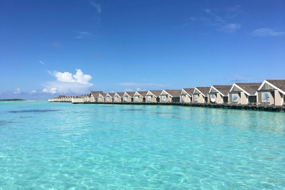 Over Water Villas with 3 Days Maldives Honeymoon Packages