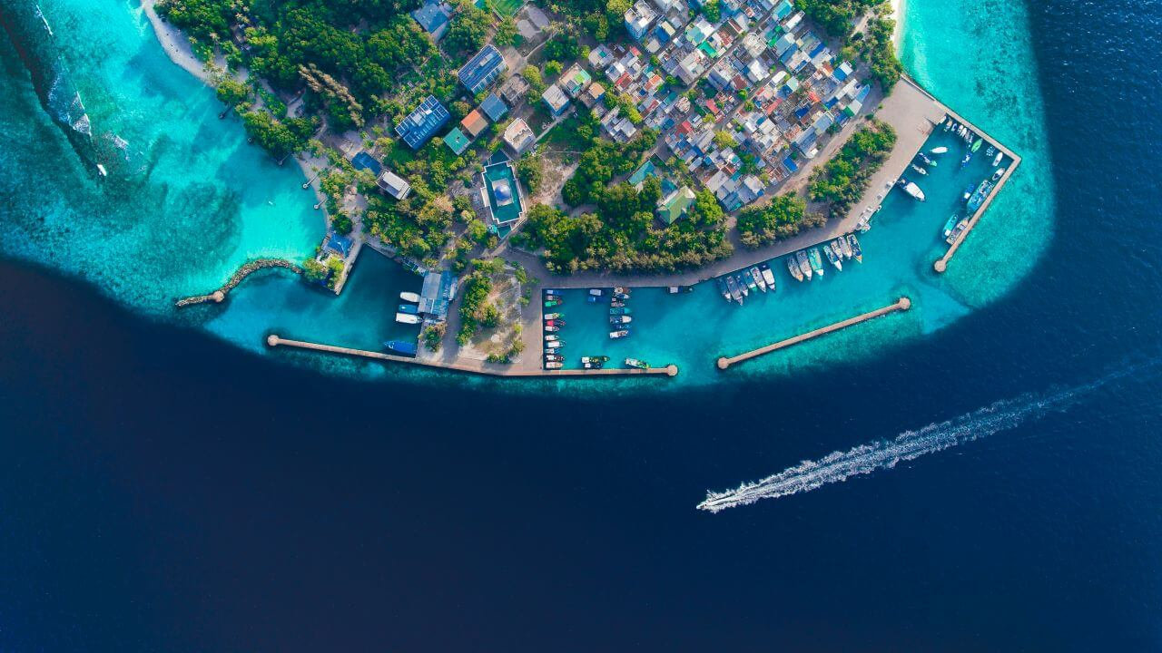 Where is Maldives?