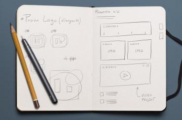sketch portfolio
