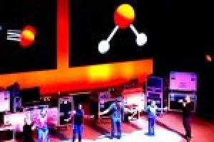 molecule dance