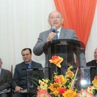 Pastor José Wellington empossa novo Pastor na AD Francisco Morato (SP)