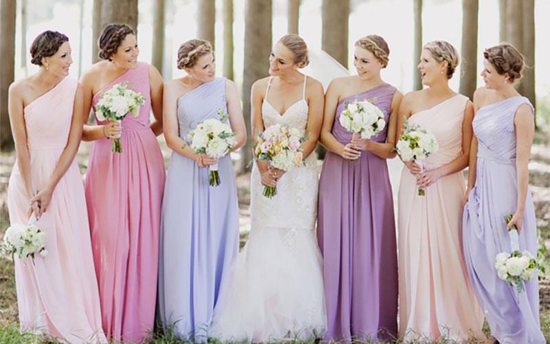 2019 Weddings Colours