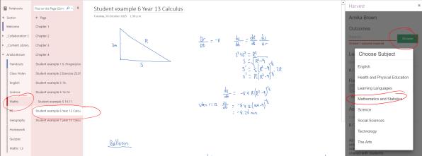 Harvest Maths1
